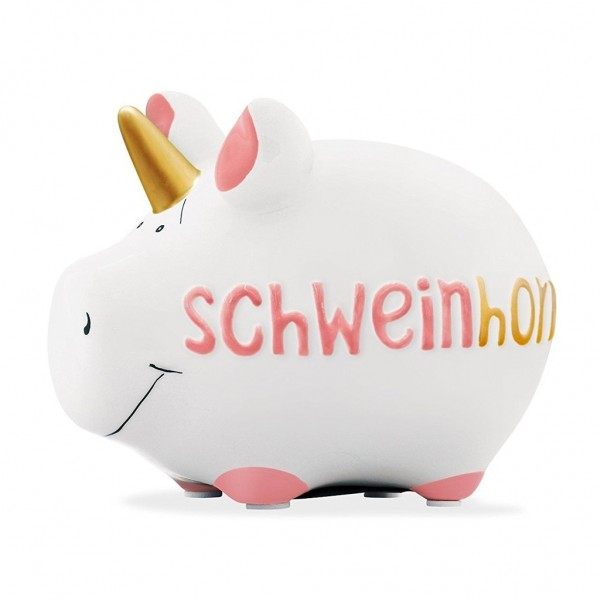 Sparschwein Schweinhorn