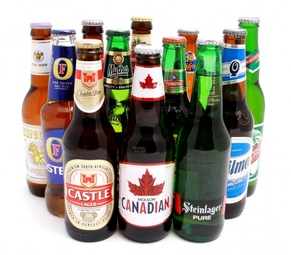 Probierpaket Bier aus aller Welt