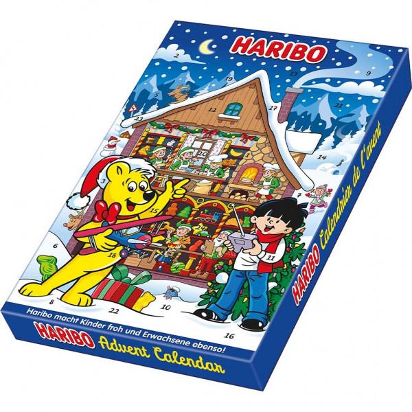 Haribo Weihnachten.Haribo Adventskalender