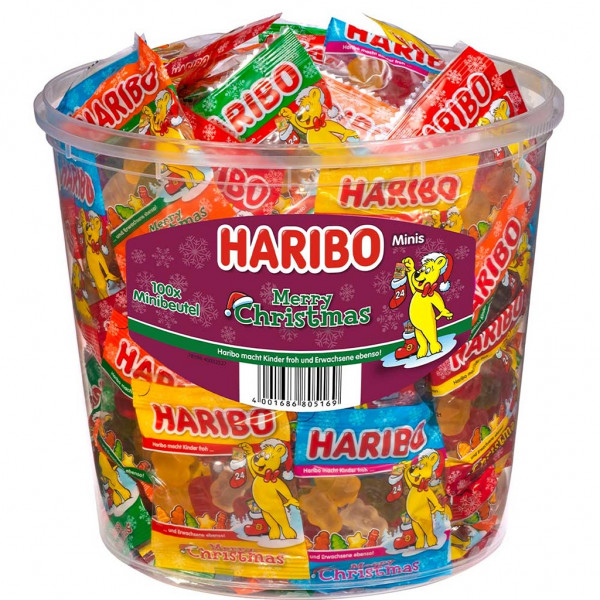 Haribo Christmas Mini