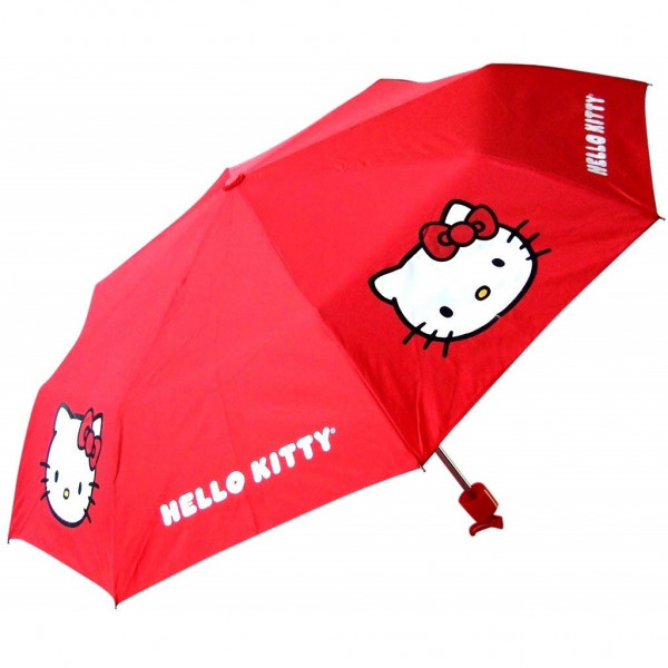Hello Kitty Regenschirm