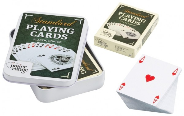 Poker Range Playing Cards