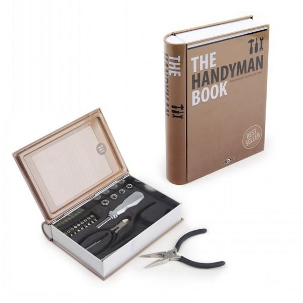 Werkzeugset - The Handyman Book