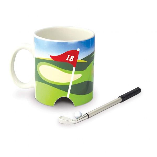 Golf Kaffeetasse