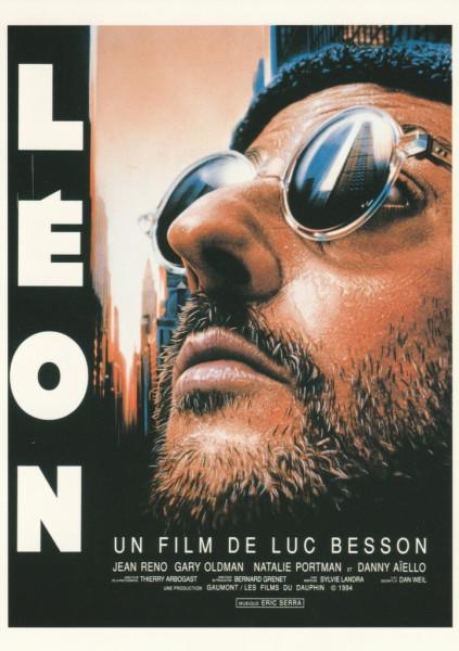 Léon - Der Profi (Postkarte)