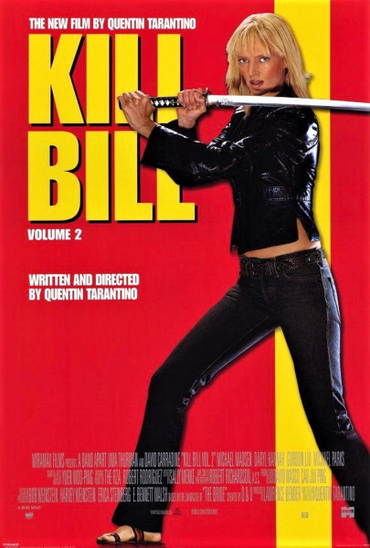Kill Bill Volume 2 (Filmplakat)